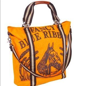 Handbags - Rebecca Ray Designs Blue Ribbon Tote